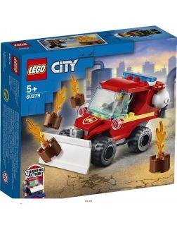 Пожарный автомобиль (Лего / Lego city)