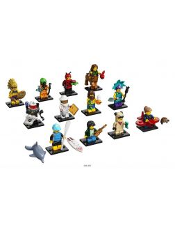 Минифигурки. Серия 21 (71029, minifigures)
