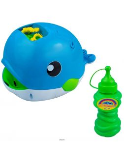 Мыльные пузыри «Кит-пузырьмёт» (BW3009, bubbleland)