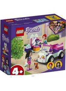 Передвижной груминг-салон для кошек (Лего / Lego friends)