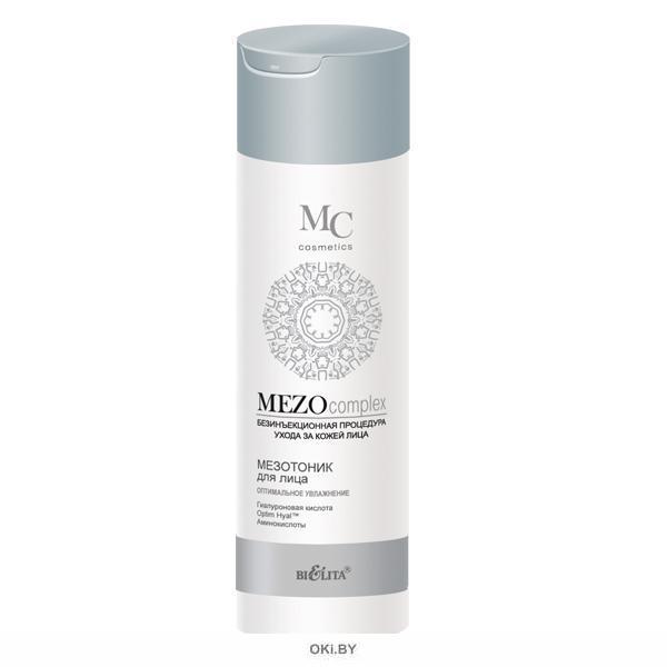 МезоТоник для лица Оптимальное увлажнение 200 мл MEZOcomplex