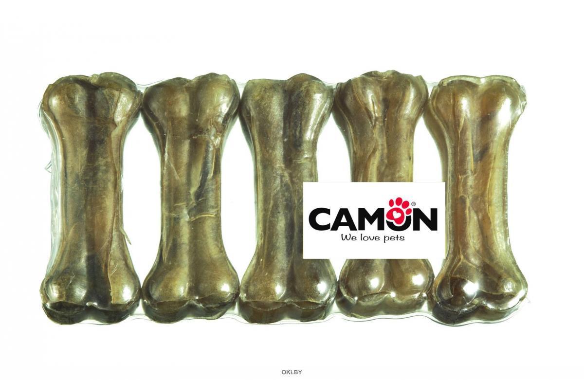 Кость жевательная из говяжьей кожи, 7,5 см, 25 г х 5 шт