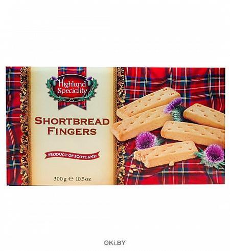 «Highland Speciality» Shortbread Fingers Песочное печенье, 300 г