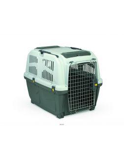 Переноска из пластика для собак до 40 кг, 92x63x70