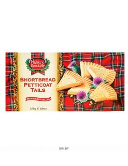 «Highland Speciality» Petticoat tail Песочное печенье, 250 г