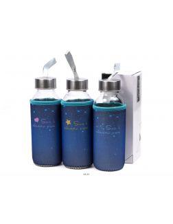 БУТЫЛКА стекло/пластмасса для питья
