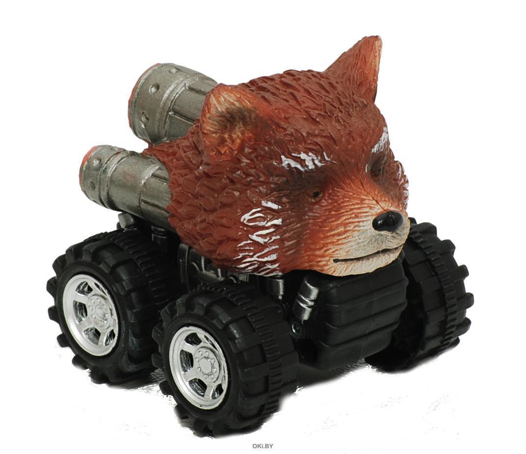 ЗВЕРОКАРЫ «ДЖИПЫ» - игрушки для детей (в ассортименте)