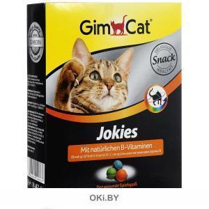 Витаминное лакомство для кошек JOKIES 520 г