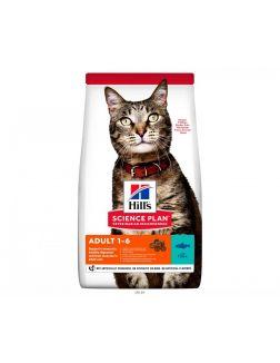 604720 SP Корм для кошек, тунец 1,5кг