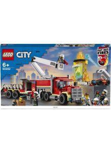 Команда пожарных (Лего / Lego city)
