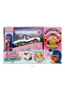 LOL Surprise / ЛОЛ Сюрприз. Машинка на радиоуправлении с куклой (569398E7C)