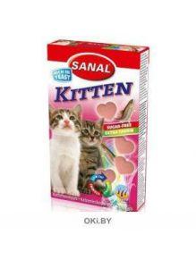 Лакомство для котят Санал, 40 таблеток (SC1600)