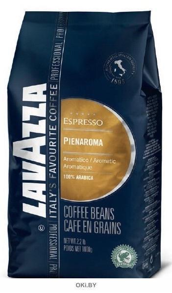 Кофе «Lavazza» Pienaroma  в зернах 1000 г, артикул 2304