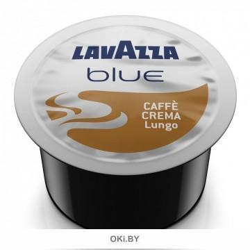Кофе в капсулах «Lavazza» BLUE CAFFE' CREMA LUNGO 100% Arabica 9 гх100, артикул 510
