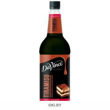 Сироп с ароматом Тирамису DVG Classic, 1000 мл, Великобритания (арт. 20393736)