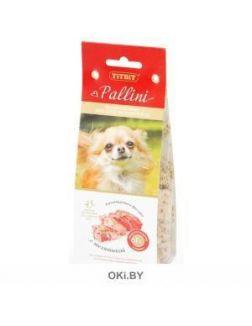 Печенье Паллини с телятиной 125 г (001073)