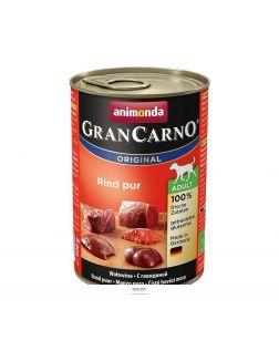 Влажный корм Гран Карно для собак с говядиной 800 г