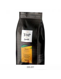 Кофе натуральный жареный в зернах «Barista TOP MONO Brazil», 1000 г