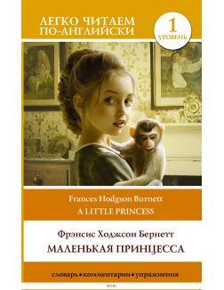 Маленькая принцесса. Уровень 1 (Бернетт Ф. / eks)