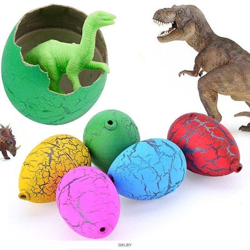 Игрушка растущая «Динозавр в яйце» в ассортименте (арт. 291561)
