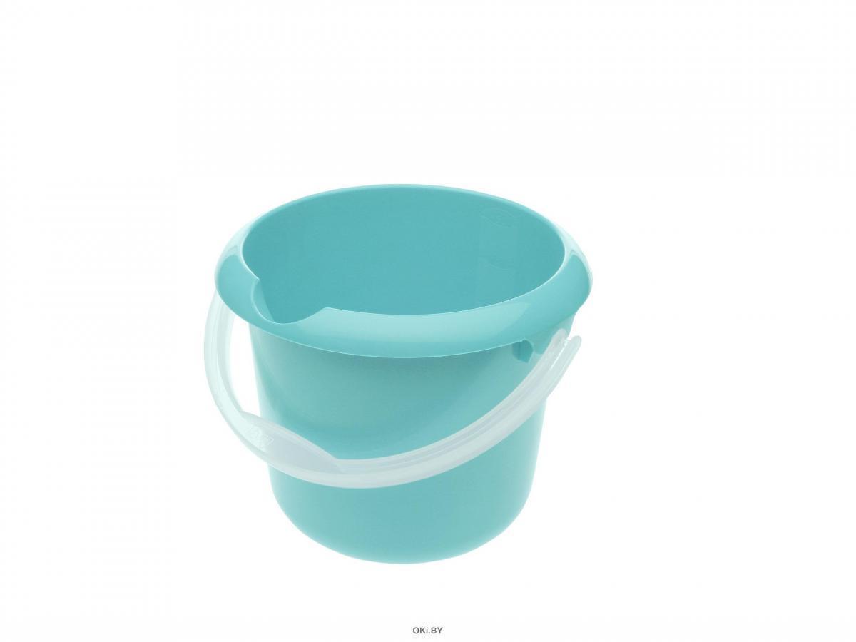 ВЕДРО пластмассовое «Mika» 24х20 см / 5 л (арт. 1170566600000, код 036718)