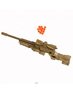 Винтовка с пулями (арт. PTF-0001)