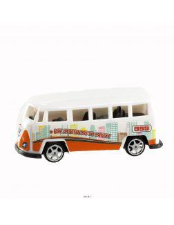 Микроавтобус инерционный 4 цвета