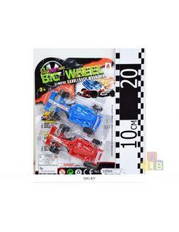 Машина «Формула 1 мини» 3 шт. (арт. 42331)