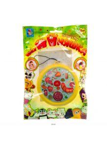 Игрушка-антистресс Пицца «Мммняшка Squishy» (сквиши) (арт. Т15895)