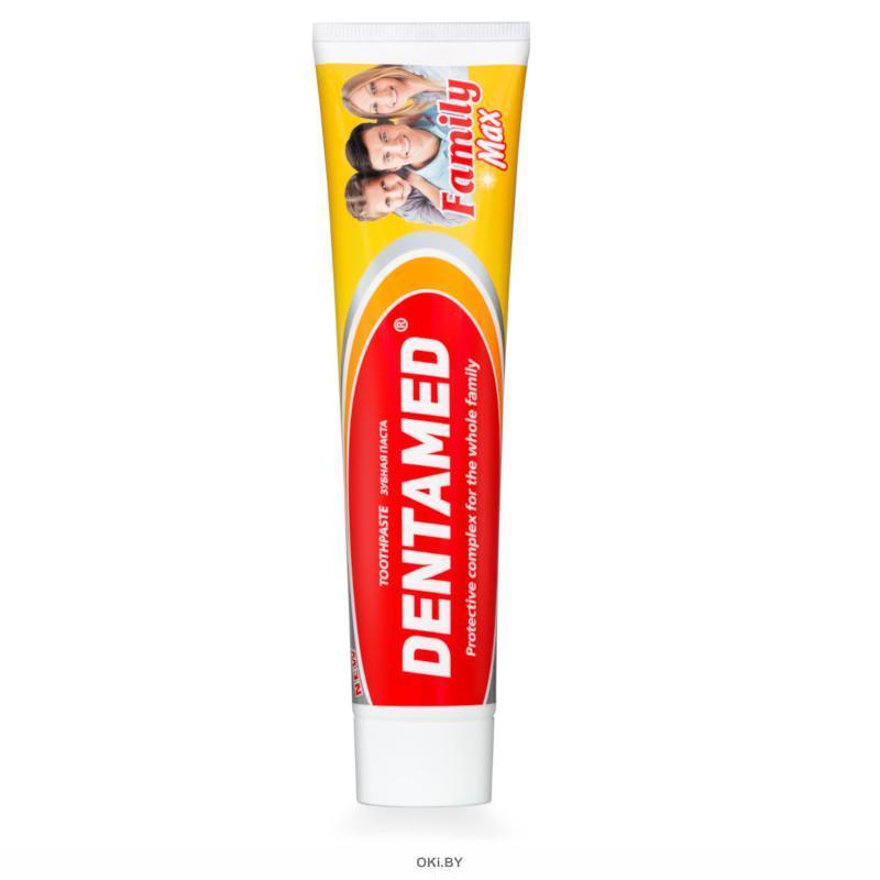 Паста зубная DENTAMED Family MAX, 170 г