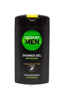 Гель для душа MODUM FOR MEN Освежающий, 250 г