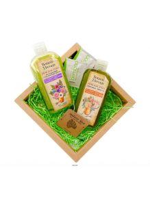 Набор косметики NATURE BOX Botanic Therapy (Гель для душа Природная свежесть, гель для душа Расслабляющий)