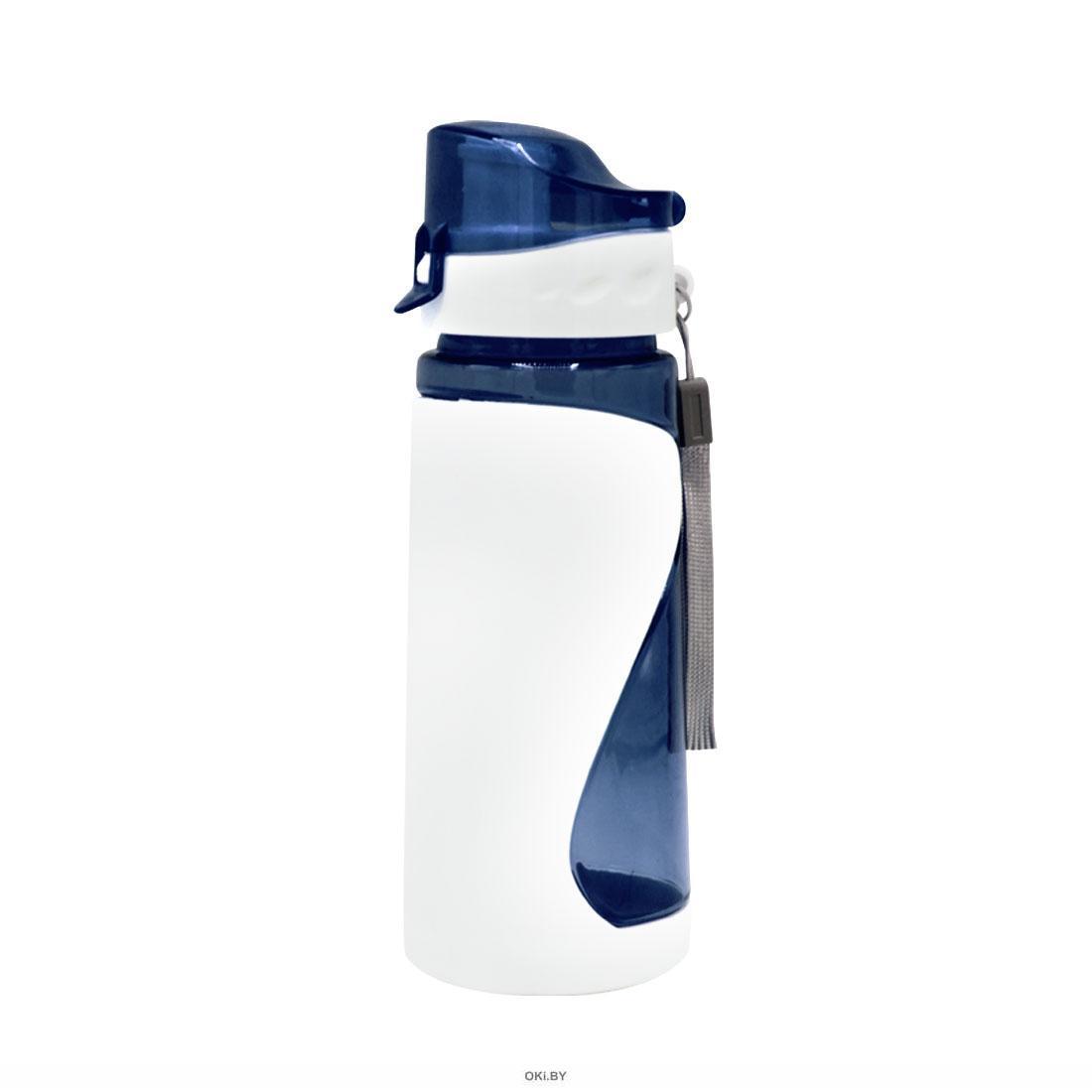 Спортивная бутылка для воды Атлетик - Синий HH