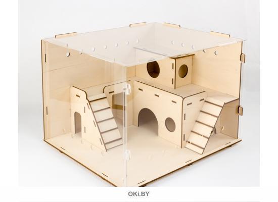 Домик для хомячка, тип 2