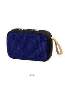 Беспроводная Bluetooth колонка Charge G2 - Синий HH