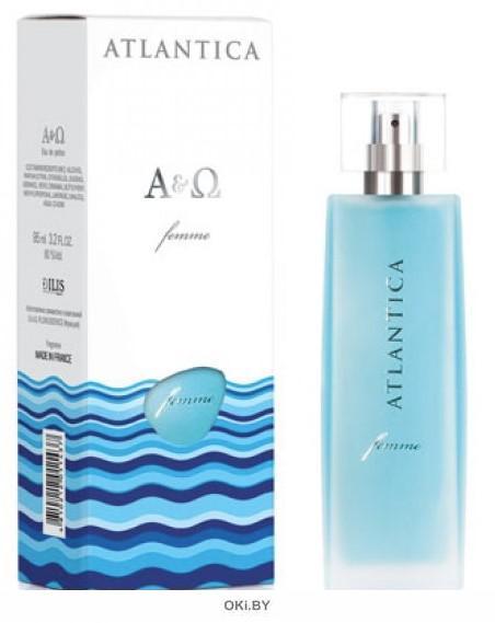 A & O / Альфа и Омега - парфюмерная вода для женщин 100 мл