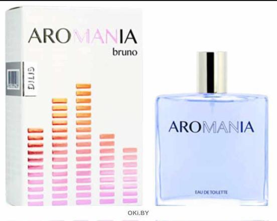 AROMANIA Bruno / Аромания Бруно - nуалетная вода для мужчин 100 мл