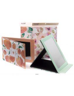 ЗЕРКАЛО стеклянное в картонном корпусе 12,7*19 см (арт. 27409571, код 227471)