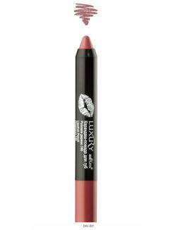 КАРАНДАШ-ПОМАДА для губ тон 740 розовое дерево «LUXURY»