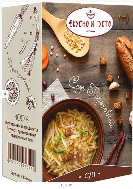 Гороховый суп 93 гр