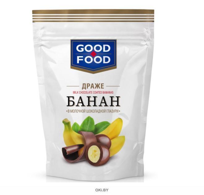 Банан в молочной шоколадной глазури 150 г