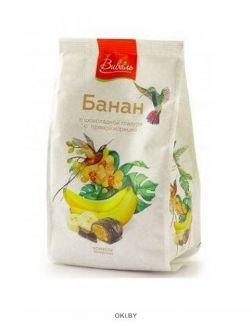 Банан Виваль в шоколадной глазури с пряной корицей 200 гр