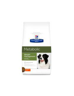 2098 PD Корм д/собак Метаболик Контроль веса 4 кг