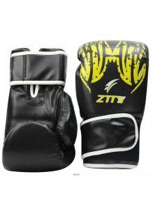 Перчатки боксерские размер 10 (арт. ZTQ-014-10)