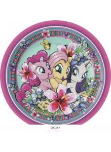 Набор тарелок «Мой маленький пони»