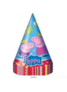 Набор колпаков «Пеппа-принцесса»
