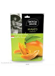 Манго сушеное Вкусы мира 80 г