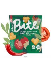 Мультизлаковые фигурки «Паффы» со вкусом «Вяленый томат-чили» 30 гр