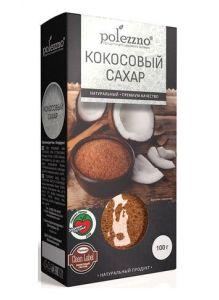 Кокосовый сахар Polezzno 100 г