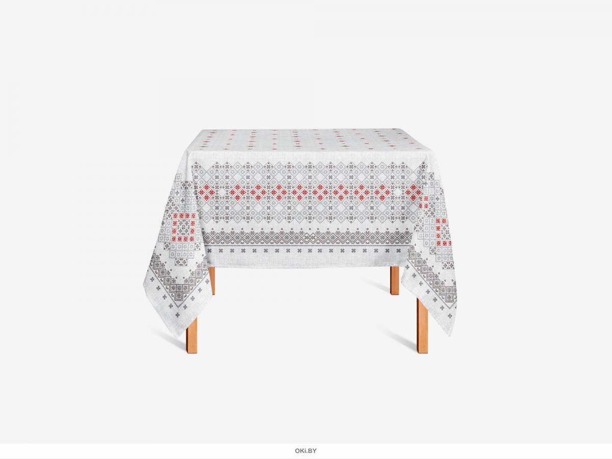 Комплект столового белья  (скатерть 220х145 см салфетки 40х40 см - 12 шт) арт. 4472